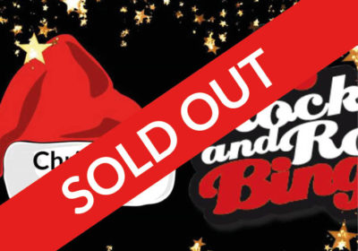 Christmas Rock & Roll Bingo Sold Out