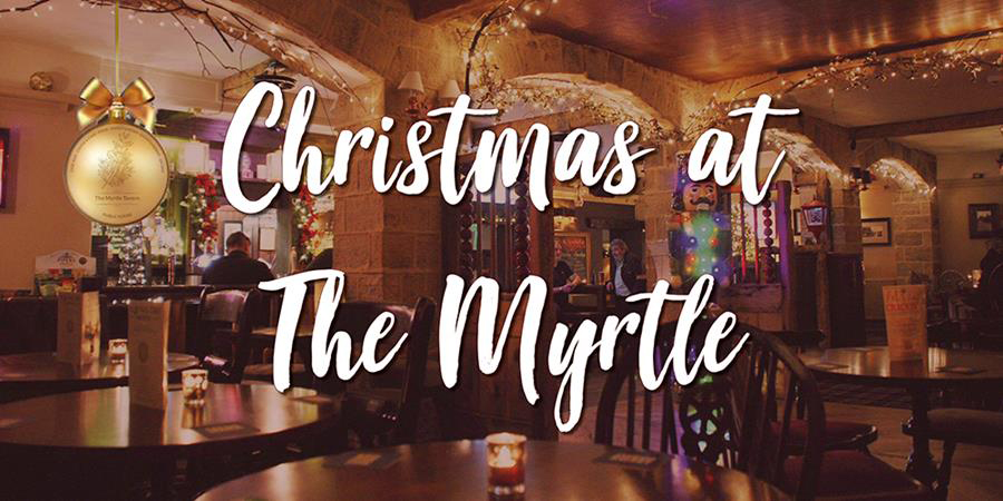 Christmas at the myrtle