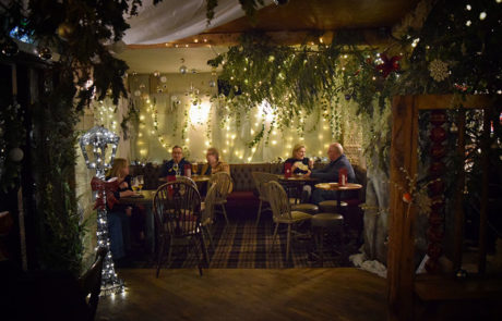 christmas pub drinks meanwood